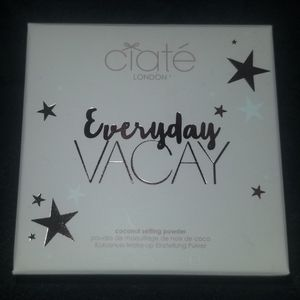 Ciate London Everyday Vacay coconut setting powder